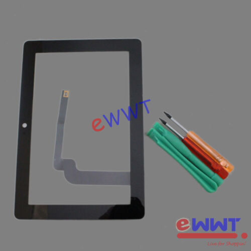 """Replacement LCD Touch Screen Black + Tools for Amazon Kindle Fire HDX 7"""" ZVLT722"""
