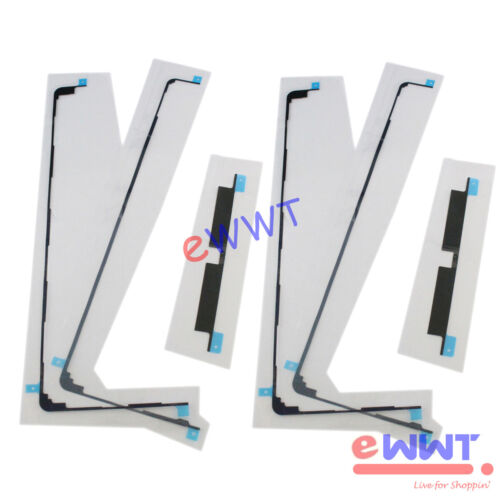 2x LCD Touch Screen Pre Cut Adhesive Tape Sticker for iPad-Pro 12.9 2015 ZVRT184