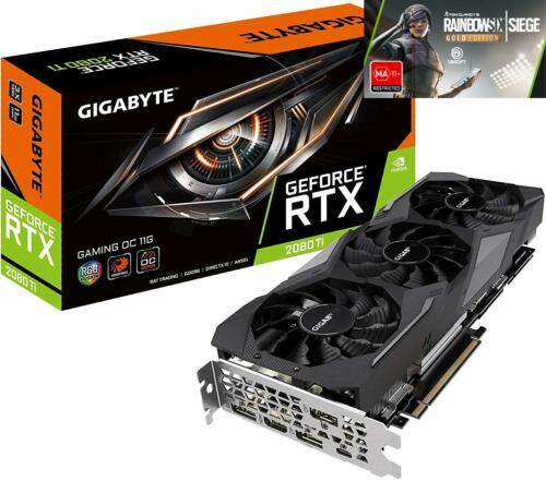 Gigabyte NVIDIA GeForce RTX 2070 SUPER GAMING OC 8GB Graphics Video Card HDMI DP <br/> 20% off* with code PAPA20. 5 txn pp. T&Cs apply.