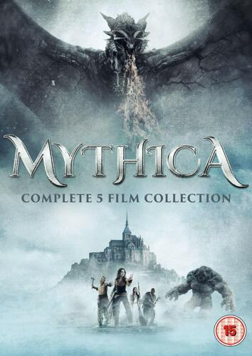 MYTHICA - Complete 5 Film Collection DVD Region 4 (AUS) New & Sealed
