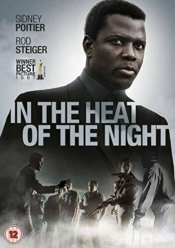 IN THE HEAT OF THE NIGHT (1967) DVD (SIDNEY POITIER) Region 4 (AUS) New & Sealed