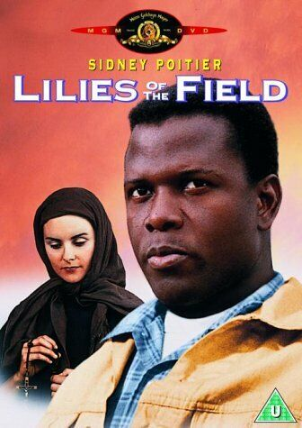 LILIES OF THE FIELD (1967) DVD (SIDNEY POITIER) Region 4 (AUS) New & Sealed