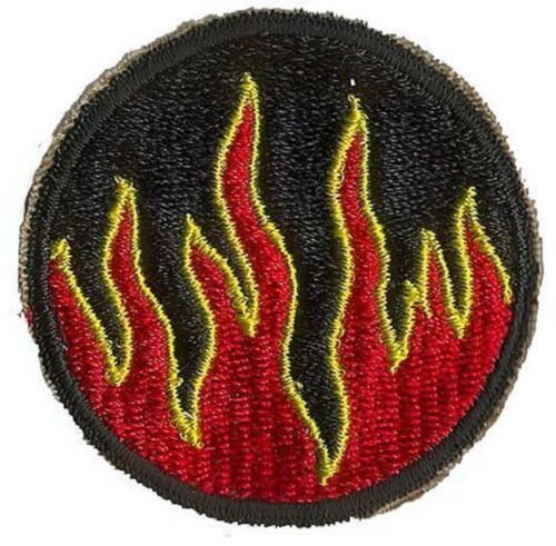US ARMY 119TH INFANTRY DIVISION UNIT PATCH WWII (REPRODUCTION) Other Militaria - 135