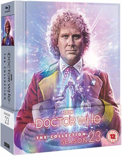 DOCTOR WHO The Collection - Season 23 Limited Edition BLU Ray Region B (AUS) NEW