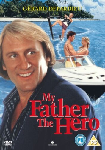 My Father The Hero - (Gerard Depardieu) DVD Region 4 (AUS) New & Sealed
