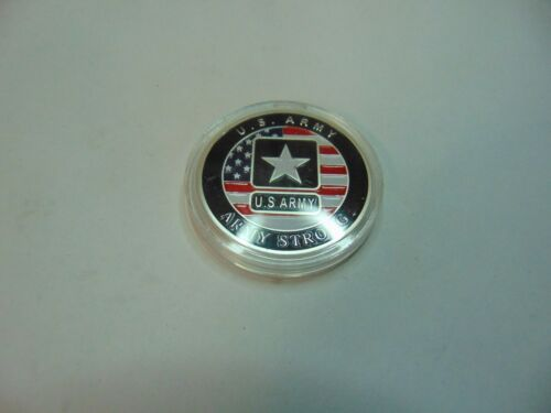 """USAG VICENZA ITALY ARMY 173RD AIRBORNE  MILITARY 1.75/"""" CHALLENGE COIN"""