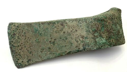 Ancient European Early to Middle Bronze Age Axe Head