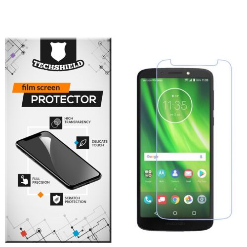 For Motorola Moto G7 G6 E5 Power Plus Play Supra Screen Protector Film [2-Pack]