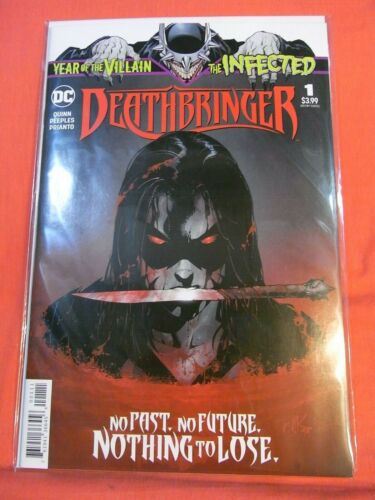 The Infected: DEATHBRINGER  #1 (2019)