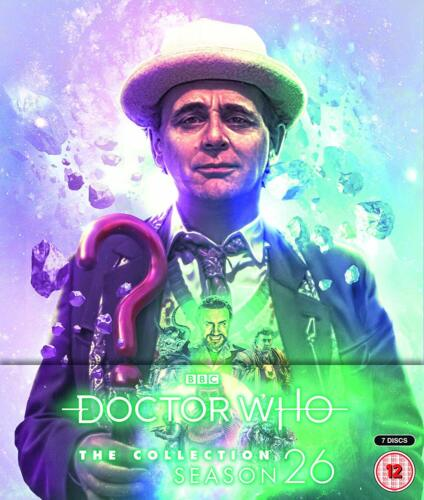 DOCTOR WHO The Collection - Season 26 Limited Edition BLU Ray Region B (AUS) NEW