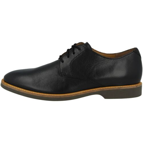 RICO PARK CLARKS MENS ACTIVE AIR LEATHER LACE UP CASUAL EVERYDAY WORK SHOES SIZE