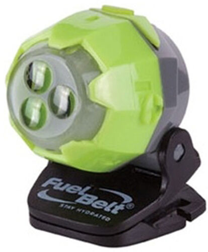 Fuelbelt The Night Frog Clip-on Led - Green