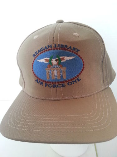 Ronald Reagan Library / Air Force One Ball Cap Hat MilitaryOther Militaria (Date Unknown) - 66534