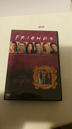 Dvd friends stagione 7