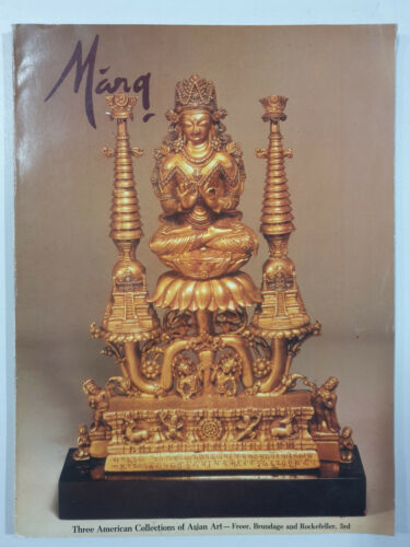 Marg. Magazine Of The Arts. THREE AMERICAN COLLECTIONS OF ASIAN ART. Vol 37 No 4