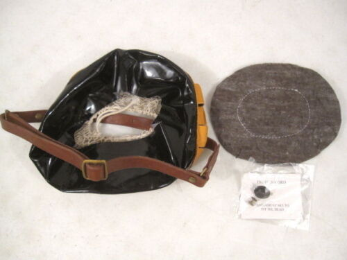 WWI AEF US Army M1917 Helmet Liner & Chin Strap Replacement Kit - ReproUnited States - 156413
