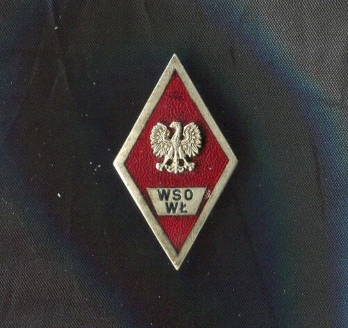 Poland Officers School BadgeOther Militaria - 135