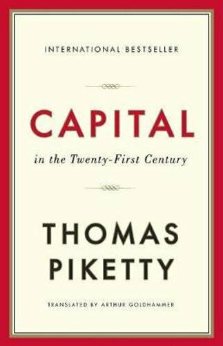 NEW Capital in the Twenty-First Century By Thomas Piketty Paperback
