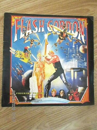 Flash Gordon, Panini 1981, komplett