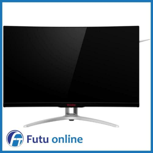 """AOC AGON AG322FCX1 31.5"""" FHD 144Hz LED LCD Curved Gaming Monitor 1ms FreeSync"""
