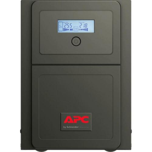 APC SMV 1000VA UPS 6 Outlet Surge Protection AVR Uninterruptible Power Supply
