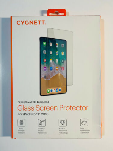 """Glass Screen Protector For iPad Pro 11"""" 2018/2020 by Cygnett [AU STOCK]"""