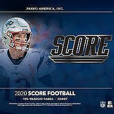 2020 Score Football Pick Your Card (331-440) All the Rookies .75 Combined S/HFootball Cards - 215
