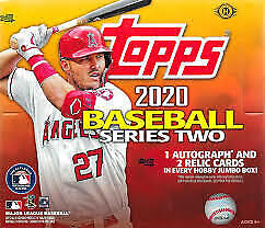 2020 Topps Series 2 #351-600 Baseball Singles. Complete Your Set!!