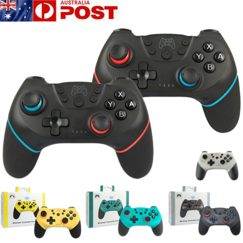 For Nintendo Switch Pro Wireless Controller Bluetooth Game Gamepads Controller