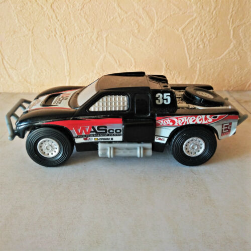 Voiture   HOT WHEELS   - Toyota  BASA TRUCK   - 2003  - Racing / Sport / Rallye