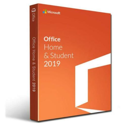 Microsoft Office 2019 Home and Student - Medialess Retail