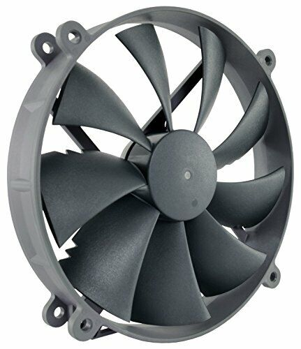 Noctua NFP14r redux1500 PWM High Performance cooling Fan 4Pin 1500 RPM 140mm ...
