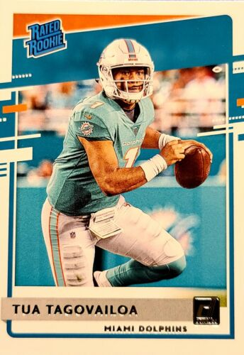 2020 Donruss Football Singles Pick Your Cards /Lot (1-250)Football Cards - 215