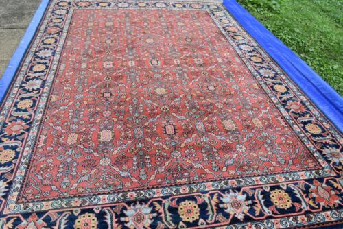 Karastan Rug 700 Series 729 Serapi 8.8x12 Nice As IS