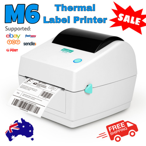 Soonmark Shipping Label Printer - Direct Thermal High Speed Printer 4x6 Label