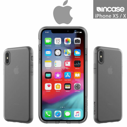 Incase iPhone X XS Lift Phone Case Cover Protection - Clear NEW
