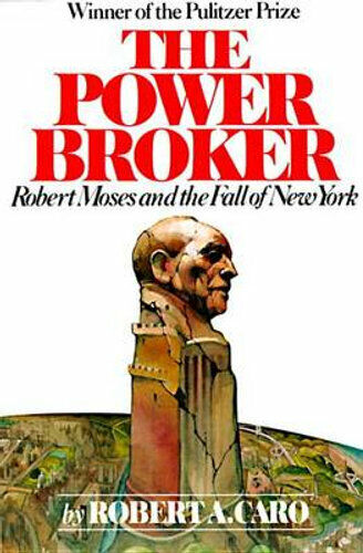 NEW The Power Broker By Robert A. Caro Paperback Free Shipping