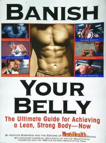 BANISH YOUR BELLY  AA.VV. RODALE PRESS 1997