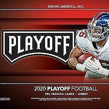 2020 Panini Playoff Football : Buy 5 Get 3 - You Pick - Complete Your Set #1-200