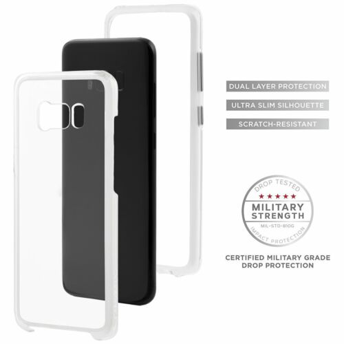 Case-Mate Naked case Cover For Samsung Galaxy S8 + PLUS Tough Protection - NEW