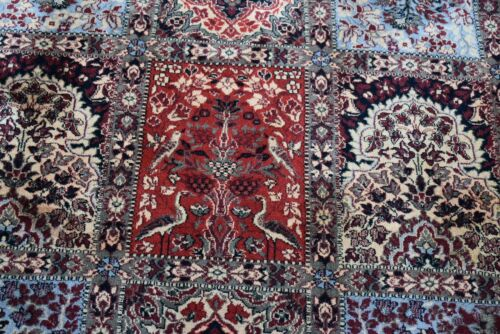 Couristan Gem Collection Rug 8502 Antique Nain 5.5x8.3 Nice #11621