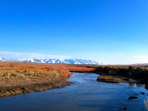 Rare River Lot!  2.65 Acre Elko Nevada Close To Town~a+ Views!  Cash~no Reserve!