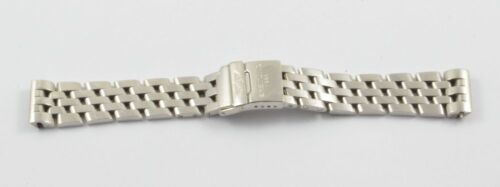 Breitling Aviator Band Steel 780A For Cockpit Lady Nice Condition 16MM 16-14