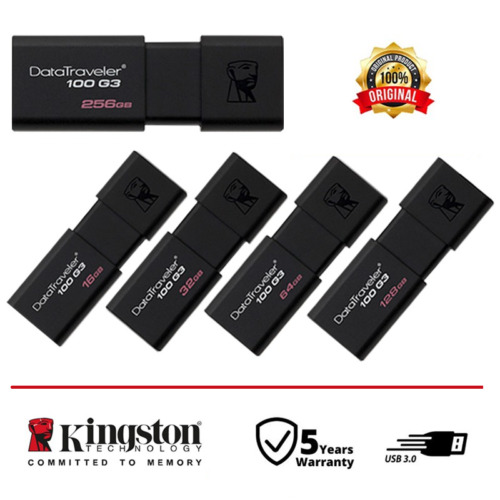 PENDRIVE USB 3.0 1 KINGSTON DTIG4 CHIAVETTA 8 GB 16 32 64 128 GB MEMORIA FLASH