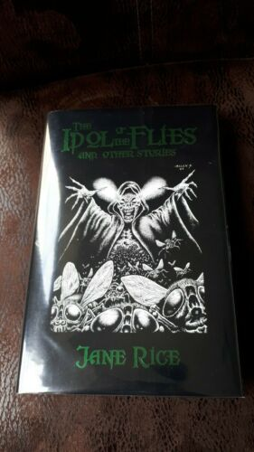 The Idol of The Flies and Other Stories by Jane Rice 280/510 (NM/M)