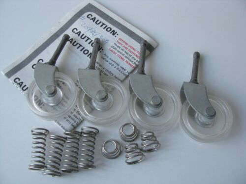 Simmons Juvenile Products Co. Little Folks Crib Replacement Casters Springs Lot