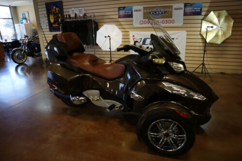 2012 Can-Am  2012 Can Am Spyder RT Limited SE5 Trike Three Wheeler Clean Title Nice Unit