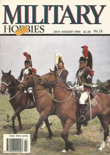 MILITARY HOBBIES N°14 NAPOLEONIC MUSICIANS / TIGER AND CUB / WATERLOO / VOLTURNO