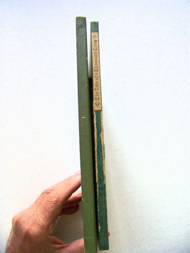 1933 Ltd. Edition THE LACE OF A THOUSAND TREES By WALDEMAR YOUNG w/Slipcase