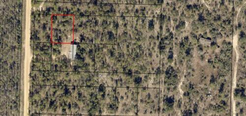 PRE-FORECLOSURE FLORIDA TAX LIEN CERTIFICATE FOR  LAND .32 ACRES FOUNTAIN,FL BAY